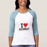 Amo Shabbat Camisetas