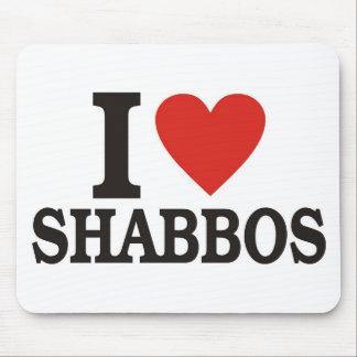 Amo Shabbos Alfombrillas De Ratones