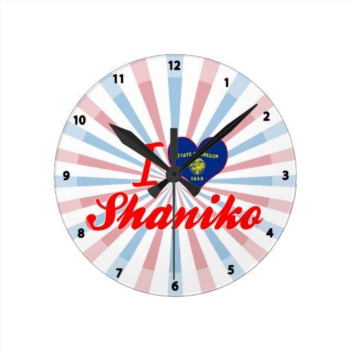 Amo Shaniko, Oregon Reloj