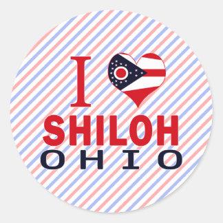 Amo Shiloh Ohio Etiqueta