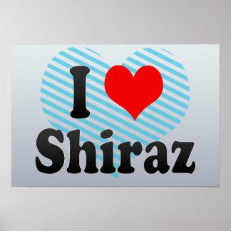 Amo Shiraz, Irán Póster