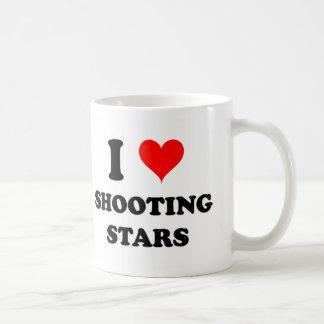 Amo Shooting Stars Taza De Café