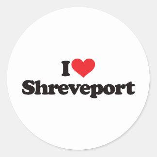 Amo Shreveport Etiqueta