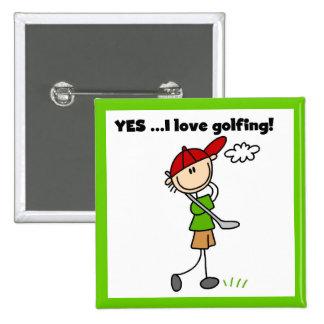 Amo sí el Golfing