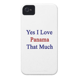 Amo sí Panamá que mucho iPhone 4 Protector