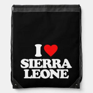 AMO SIERRA LEONE MOCHILAS
