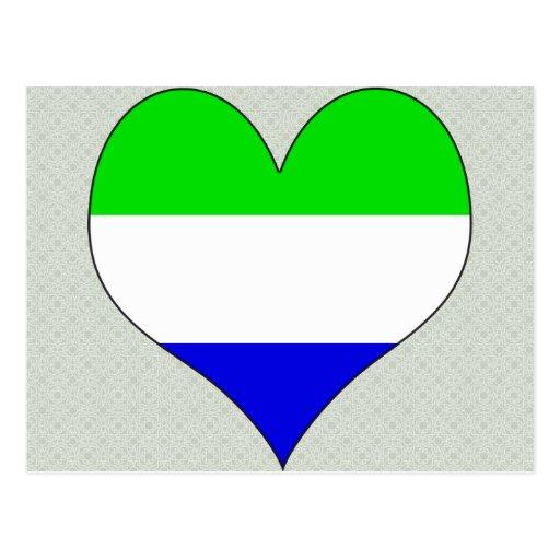 Amo Sierra Leone Postal