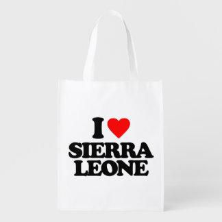 AMO SIERRA LEONE BOLSAS PARA LA COMPRA