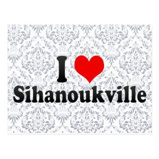 Amo Sihanoukville, Camboya Postales