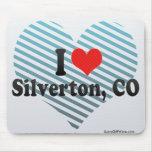 Amo Silverton, CO Alfombrillas De Ratones