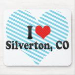 Amo Silverton, CO Tapetes De Raton