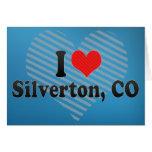Amo Silverton, CO Tarjeta