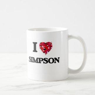 Amo Simpson Taza