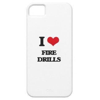 AMO simulacros de incendio iPhone 5 Case-Mate Cárcasas