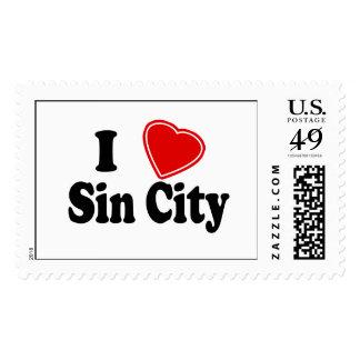 Amo Sin City Sello