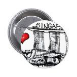 Amo Singapur Pin