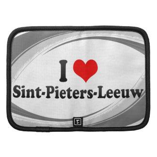 Amo Sint-Pieters-Leeuw, Bélgica Planificador