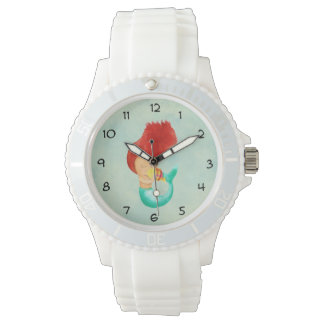 Amo sirenas relojes de mano