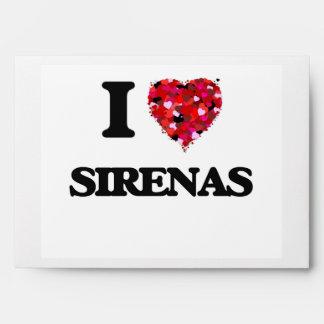 Amo Sirenas Sobre