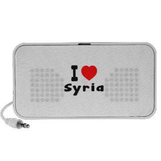 Amo Siria Mini Altavoces