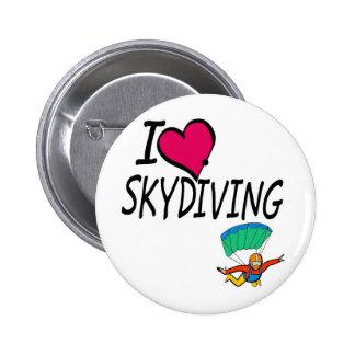 Amo Skydiving Pin