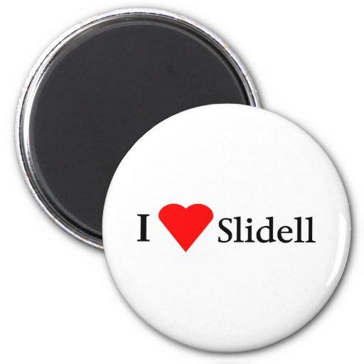 Amo Slidell Imán De Nevera