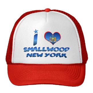 Amo Smallwood, Nueva York Gorro De Camionero