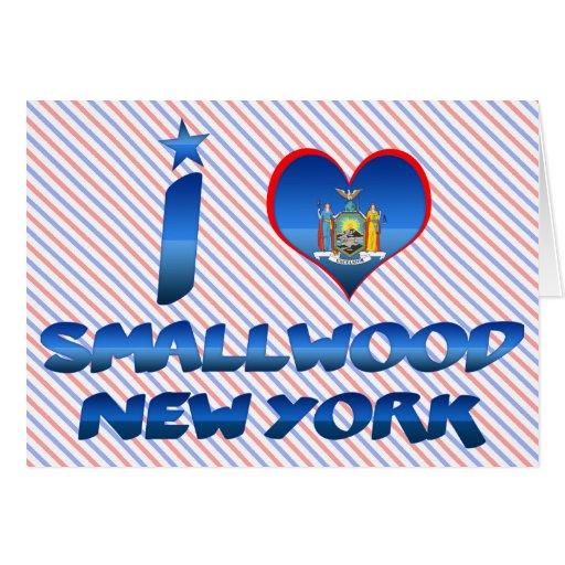 Amo Smallwood, Nueva York Tarjetas