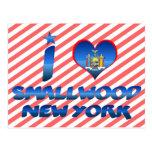 Amo Smallwood, Nueva York Tarjetas Postales