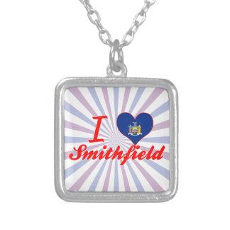 Amo Smithfield, Nueva York Grimpola Personalizada