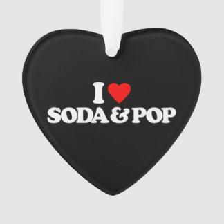AMO SODA Y EL POP