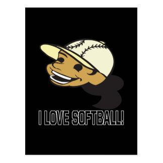 Amo softball postal
