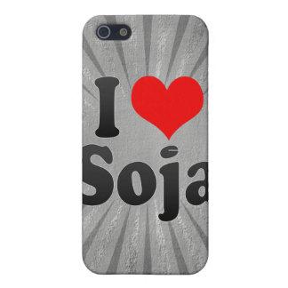 Amo Soja, Japón iPhone 5 Funda