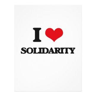 Amo solidaridad tarjetones