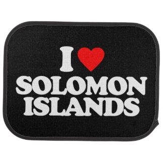 AMO SOLOMON ISLAND ALFOMBRILLA DE AUTO