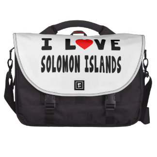Amo Solomon Island Bolsas De Ordenador