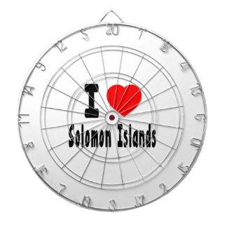 Amo Solomon Island. Tablero Dardos