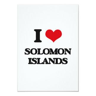 Amo Solomon Island Invitacion Personal