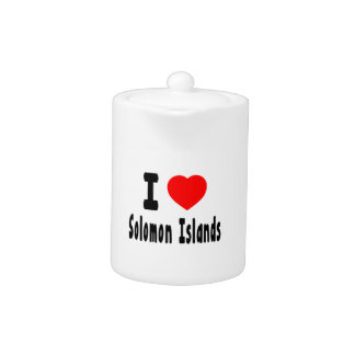 Amo Solomon Island.