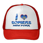 Amo Somers, Nueva York Gorra