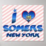 Amo Somers, Nueva York Poster