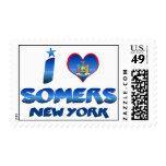 Amo Somers, Nueva York Sellos