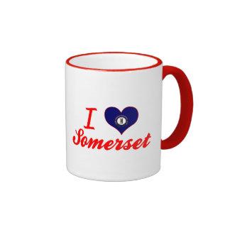 Amo Somerset, Kentucky Tazas