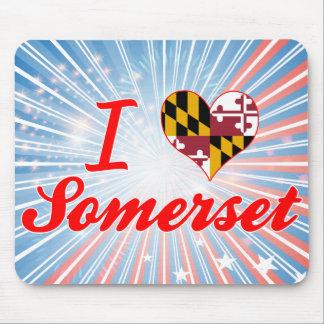 Amo Somerset, Maryland Alfombrillas De Ratones