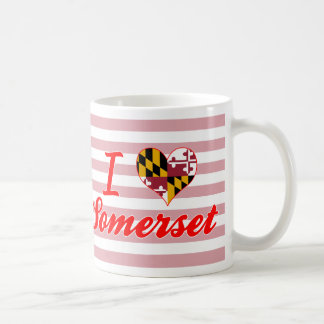 Amo Somerset, Maryland Taza De Café