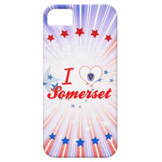 Amo Somerset, Massachusetts iPhone 5 Carcasa