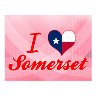 Amo Somerset, Tejas Postal
