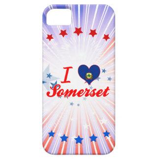 Amo Somerset, Vermont iPhone 5 Case-Mate Cárcasa