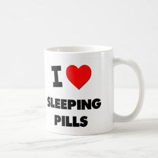 Amo somníferos taza