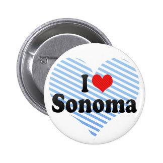 Amo Sonoma Pins